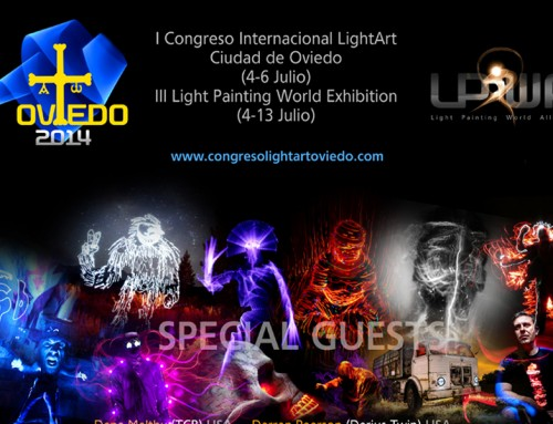 4 y 5 Julio. LIGHTART OVIEDO
