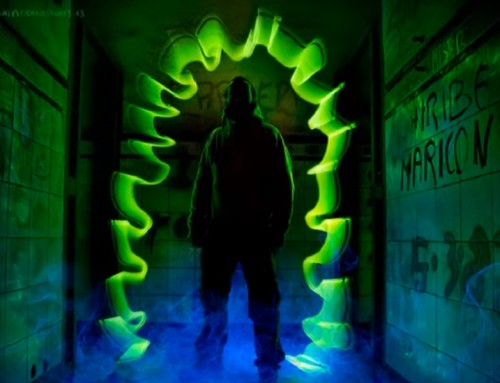 Esto es Light Painting