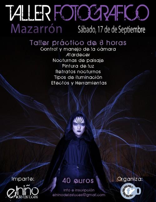 17 septiembre Mazarron