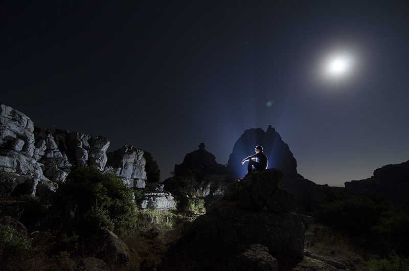 Nocturna Torcal